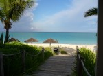 Grace Bay, Turks and Caicos, weißer Sand, Providenciales, Karibik,