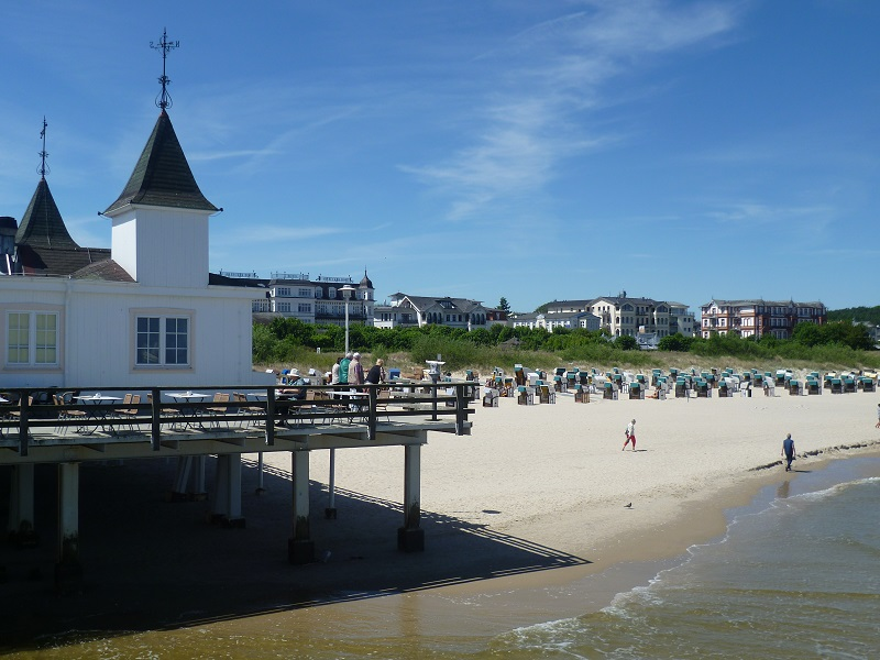 Usedom and the bathtub