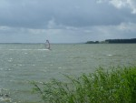 Surfer at the Bodden